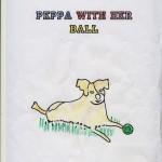 Chelsea Hugg, Age 8