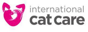 Cat care logo