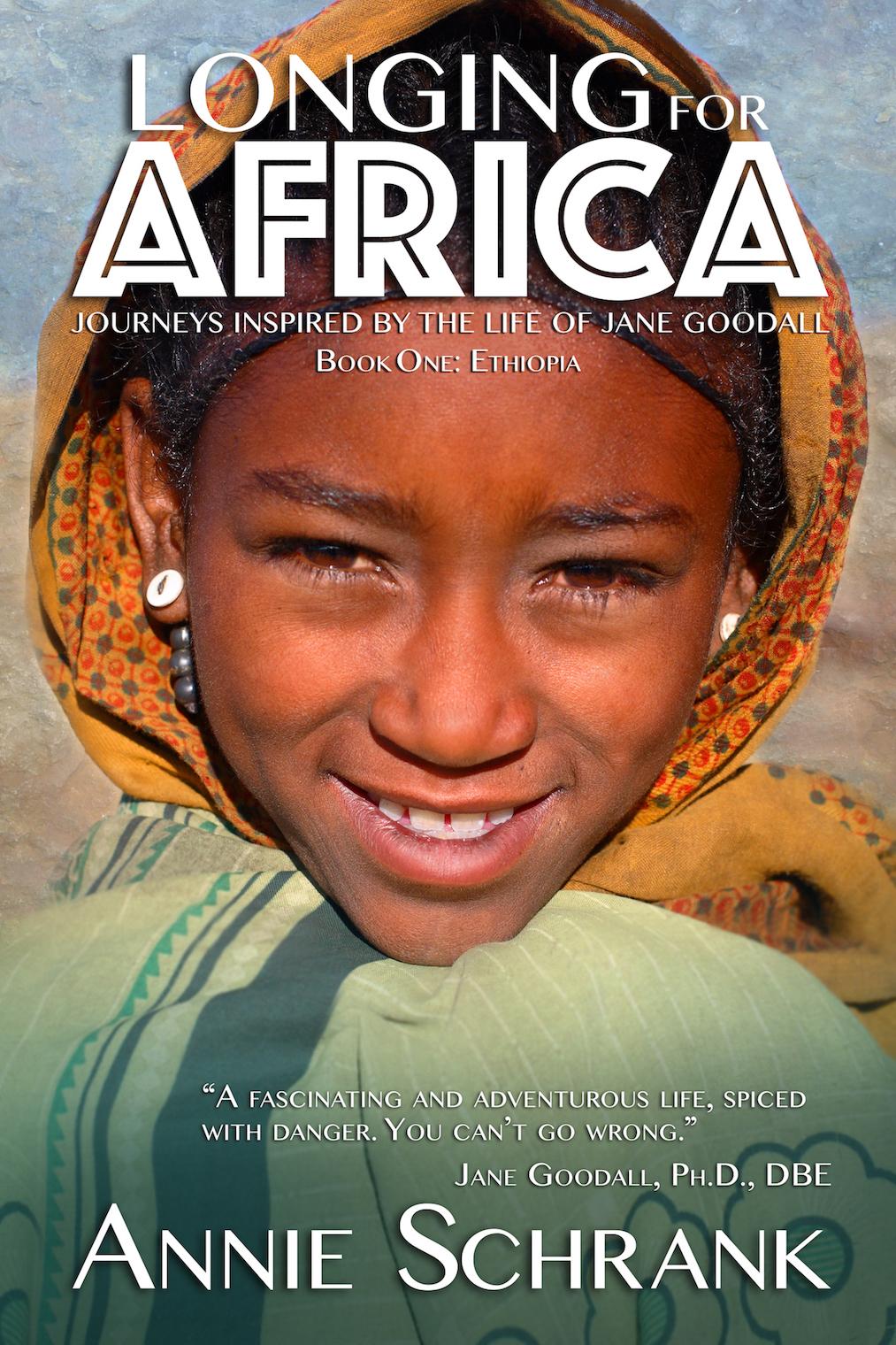 Annie Schrank Longing for Africa