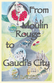 From Moulin Rouge to Gaudi's City