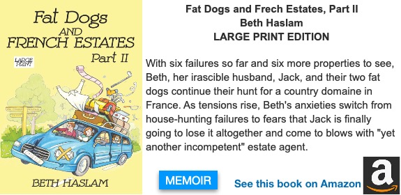 Large Print Fat Dogs 2
